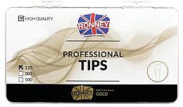 Parfumuri și produse cosmetice Tipsuri transparente, lungi - Ronney Professional Tips