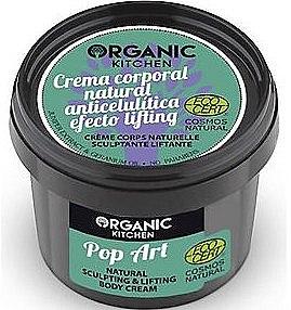 Cremă matifiantă pentru corp - Organic Shop Organic Kitchen Pop Art Cream