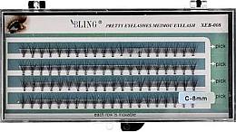 """Parfumuri și produse cosmetice Gene false smoc """"C"""",8mm - Bling Pretty Eyelashes"""