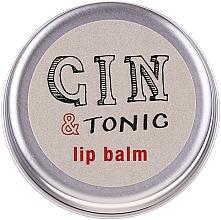 Parfumuri și produse cosmetice Balsam de buze - Bath House Gin & Tonic Lip Balm Lemon & Juniper