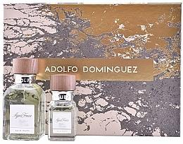 Parfumuri și produse cosmetice Adolfo Dominguez Agua Fresca - Set (edt/120ml + edt/30ml)