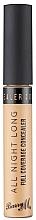 Parfumuri și produse cosmetice Concealer pentru față - Barry M All Night Long Concealer