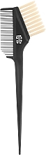 Parfumuri și produse cosmetice Pensulă pentru aplicarea vopselei de păr, 225/65 mm - Ronney Professional Tinting Brush Line