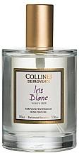 Parfumuri și produse cosmetice Aromă pentru casă - Collines de Provence White Iris Interior Parfum