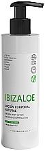 Parfumuri și produse cosmetice Loțiune naturală pentru corp - Ibizaloe Natural Aloe Vera Body Lotion