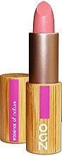 Parfumuri și produse cosmetice Ruj sidefat de buze - Zao Bamboo Pearly Lipstick