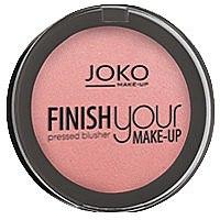 Parfumuri și produse cosmetice Fard de obraz presat - Joko Finish your Make-up Pressed Blusher