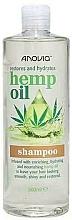Parfumuri și produse cosmetice Șampon cu ulei de cânepă - Anovia Hemp Oil Shampoo Restores and Hydrates