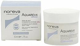 Parfumuri și produse cosmetice Cremă de noapte pentru față - Noreva Aquareva Intensive Moisturizing Night Care