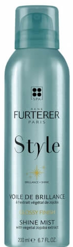 Spray finish pentru păr - Rene Furterer Style Shine Mist Glossy Finish — Imagine N1