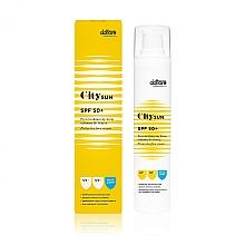 Parfumuri și produse cosmetice Cremă cu protecție solară SPF 50+, pentru față - Dottore City SUN SPF 50+