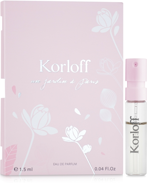 Korloff Paris Un Jardin A Paris - Apă de parfum (tester)