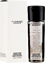 Parfumuri și produse cosmetice Spray pentru față - MAC Mineralize Charged Water Charcoal Spray