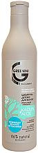 Parfumuri și produse cosmetice Șampon-detox pentru curățare intensivă - Greenini Kaolin & Aloe