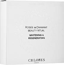 Parfumuri și produse cosmetice Set - Chlorys Rose de Diamant Beauty Ritual (f/emulsion/12ml + f/serum/10ml)