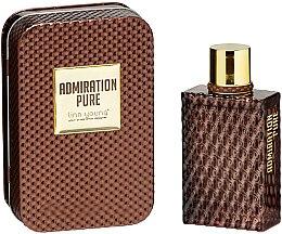 Parfumuri și produse cosmetice Linn Young Admiration Pure - Apă de toaletă