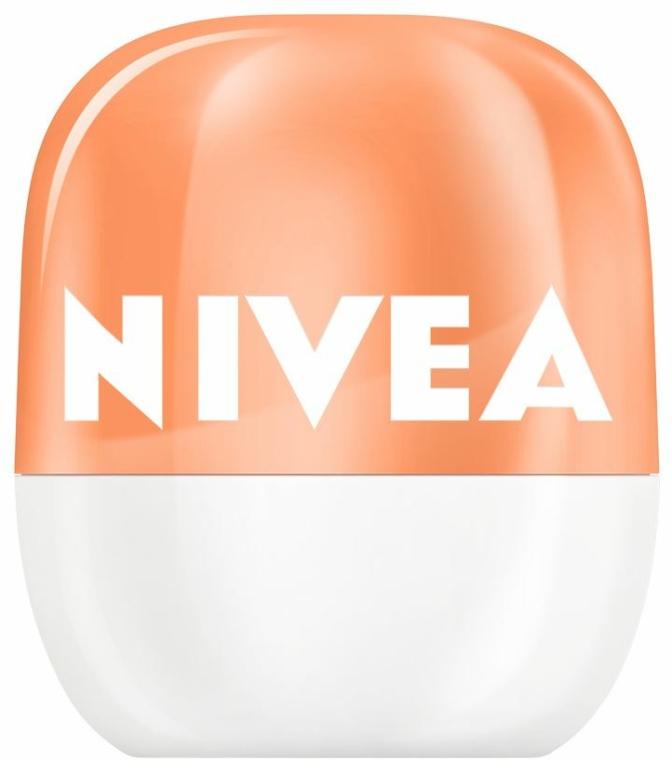 Balsam de buze - Nivea Pop-Ball Grapefruit & Maracuja Lip Balm — Imagine N4