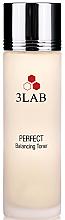 Parfumuri și produse cosmetice Tonic hidratant pentru față - 3Lab Perfect Balancing Toner