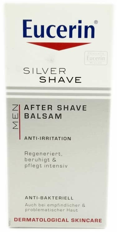 Balsam după ras - Eucerin Silver Shave Ater Shave Balm — Imagine N3