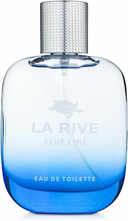La Rive Blue Line - Apă de toaletă — Imagine N1