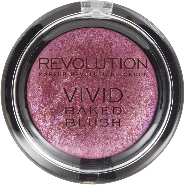 Fard de obraz - Makeup Revolution Vivid Baked Blush — Imagine N1