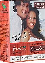 Parfumuri și produse cosmetice Mască-pudră pentru față - Hesh Sandal Face Pack