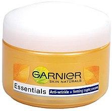 Parfumuri și produse cosmetice Cremă de noapte pentru față - Garnier Anti-Wrinkle Firming Night Cream