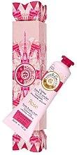 Cremă parfumată pentru mâini și unghii - Roger & Gallet Rose Hand & Nail Cream — Imagine N4