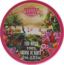 Parfumuri și produse cosmetice Unt de Shea pentru corp 100% - Institut Karite Jungle Paradise Scented Shea Butter