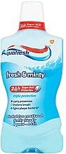 """Parfumuri și produse cosmetice Apă de gură"""" Extra Prospețime"""" - Aquafresh Extra Fresh"""