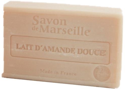"""Săpun natural """"Lapte de migdale"""" - Le Chatelard 1802 Soap Almond Milk — Imagine N1"""