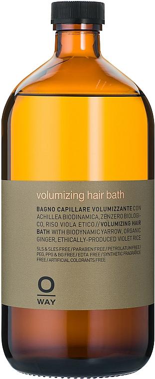 Șampon pentru păr cu volum - Rolland Oway XVolume  — Imagine N2