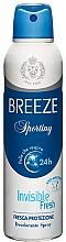 Parfumuri și produse cosmetice Breeze Deo Sporting - Deodorant pentru corp