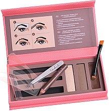Parfumuri și produse cosmetice Set pentru sprâncene - Lovely Eyebrows Creator