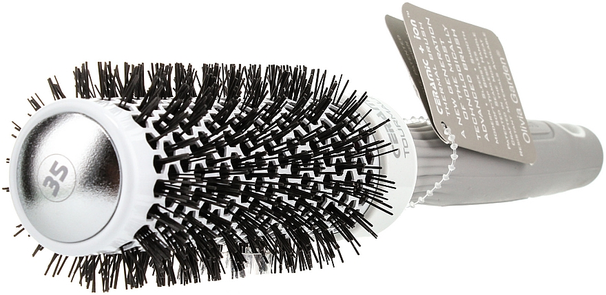 Perie Thermo Brush 35mm - Olivia Garden Ceramic+Ion Thermal Brush d 35 — Imagine N2