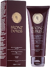 Parfumuri și produse cosmetice Fond de ten gel - Academie Bronz'Express Gel