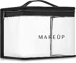 """Parfumuri și produse cosmetice Trusă cosmetică din silicon """"Allvisible"""" 17x15x15 cm - MakeUp"""