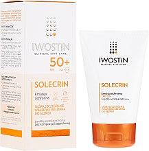 Parfumuri și produse cosmetice Emulsie cu protecție solară pentru corp SPF 50+ - Iwostin Solecrin Emulsion SPF50+