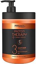 Parfumuri și produse cosmetice Mască de păr - Prosalon Protein Therapy + Keratin Complex Rebuild Mask