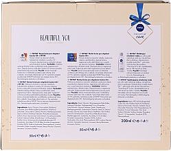 Set - Nivea Box Face Antiage 65+ (micellar/200ml + cr/2x50ml) — Imagine N2