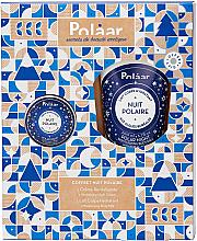 Parfumuri și produse cosmetice Set - Polaar Christmas 2020 Night Set (cr/50ml+body/milk/200ml)