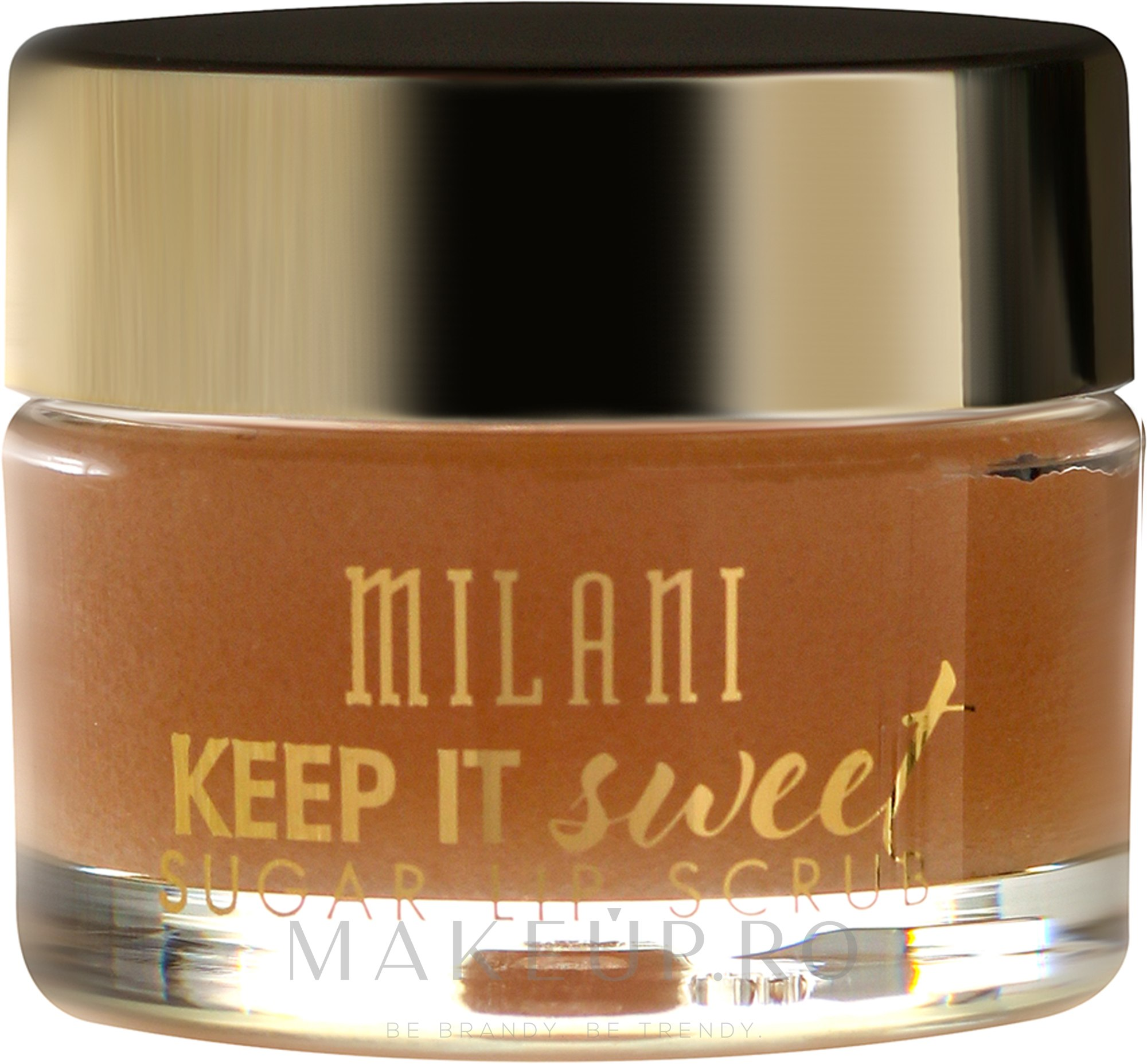 Scrub de zahăr pentru buze - Milani Keep It Sweet Sugar Lip Scrub — Imagine 12 g