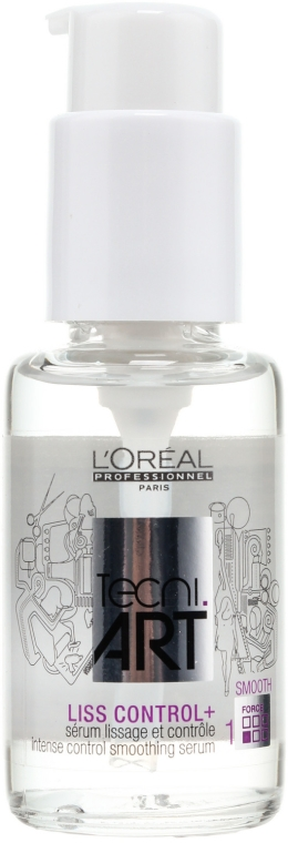 Ser pentru netezirea părului - L'Oreal Professionnel Tecni.art Liss Control Plus — Imagine N1