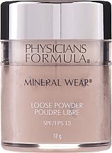 Parfumuri și produse cosmetice Pudră-pulbere minerală pentru față - Physicians Formula Mineral Wear Loose Powder SPF 16