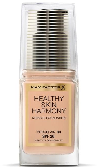 Fond de ten - Max Factor Healthy Skin Harmony Foundation
