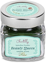 Parfumuri și produse cosmetice Pulbere de spirulină - Chantilly Beauty Queen Spiruline Powder
