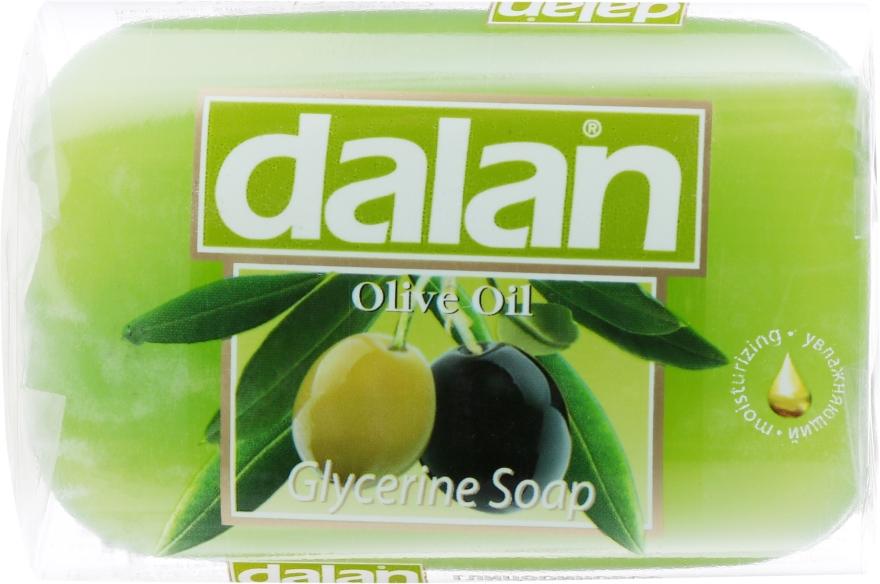 """Săpun de toaletă """"Olive"""" - Dalan Glycerine"""