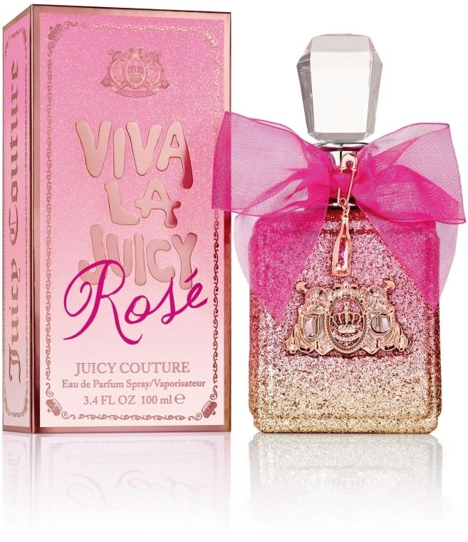Juicy Couture Viva La Juicy Rose - Apă de parfum (tester cu capac) — Imagine N1