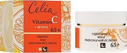 Parfumuri și produse cosmetice Cremă anti-îmbătrânire, de zi și noapte 65+ pentru față - Celia Witamina C