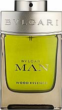Parfumuri și produse cosmetice Bvlgari Man Wood Essence - Apă de parfum